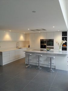 CG Property Developments Kitchen Work
